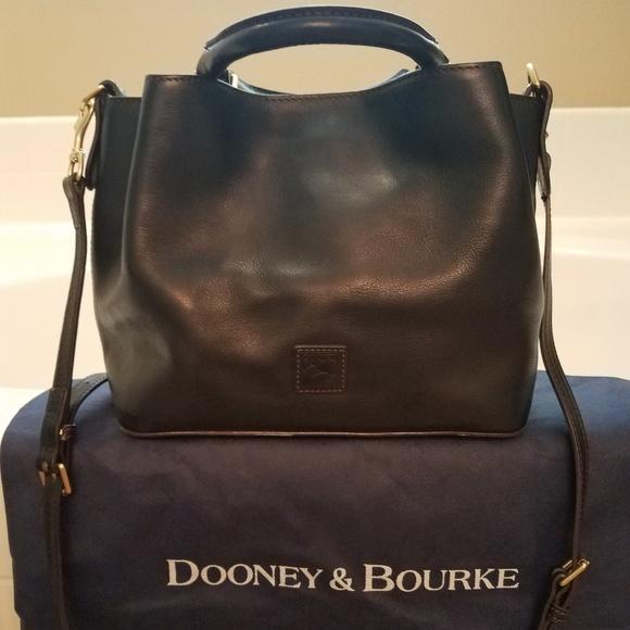 ee06a7bf519 Dooney   Bourke Bags   Dooney Bourke Florentine Small Brenna Satchel ...